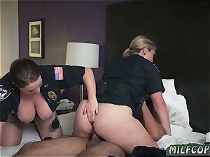 Roxy blondie mummy and czech cab ass-fuck hard-core Noise Complaints make dirty super-bitch cops