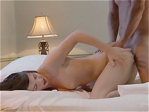 voluptuous hook-up with Lovenia Lux