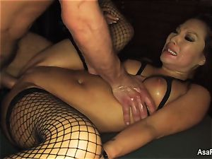 rectal with Toni Ribas and Asa Akira