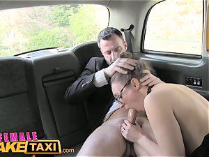 woman fake cab Belgium porn guy smashes sumptuous cabbie