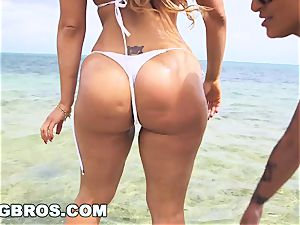 BANGBROS - Nicole Aniston Is The World's greatest phat ass white girl