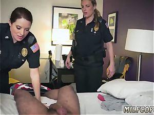 Homemade firm multiracial Noise Complaints make sloppy mega-slut cops like me humid for phat