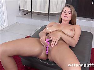 large OILY bra-stuffers - Lucy Li