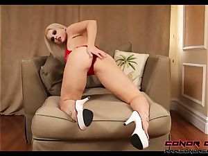 ConorCoxxx- ass N jug plumbing With Nadia white