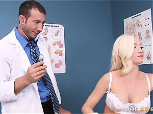 Madison Scott is perfectly cured by her filthy physician