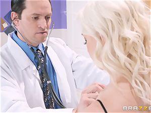 Preston Parker pokes her torrid physician