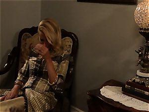 red-hot hooker Anikka Albrite penetrates her favourite naughty west customer