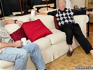 aged dude jism first time Maximas Errectis