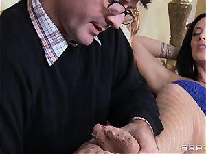 insane sweetheart Jayden Jaymes likes her spouse but wants Johnny's pecker