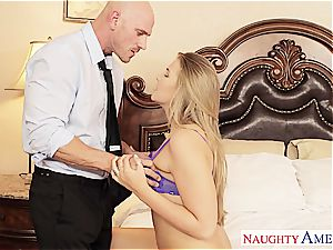 killer sweetie Melissa May drilling