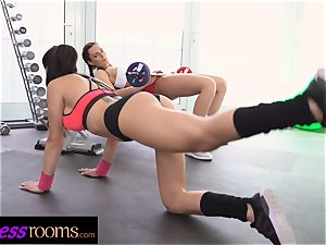fitness apartments Face sitting pussy slurping youthfull Czech