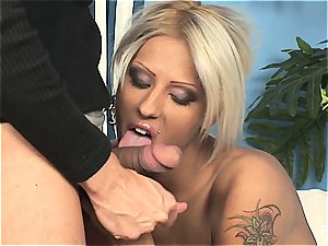 sex-positive maid pounded by the boss