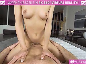 VRBangers.com pliable Jill Will open up Her appetizing fuckbox