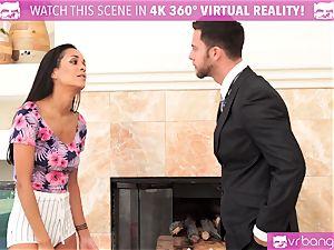 VR PORN-Caught my wifey fuck my boss