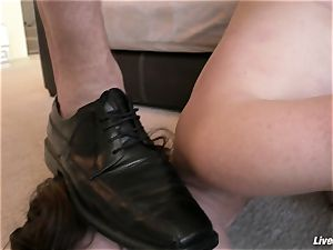 LiveGonzo Kara Price ass-fuck nailing For fun