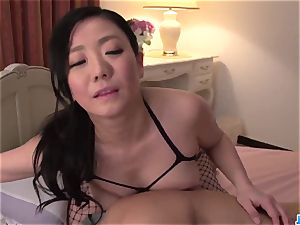 Top nurse, Shino Izumi, epic lovemaking with a patient - More at JavHD.net