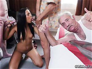 Wont stop dt and satin pop-shot gonzo Staycation with a brazilian ultra-cutie