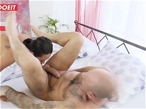 LETSDOEIT - Jureka Del Mar Can Fit Anything in Her cootchie