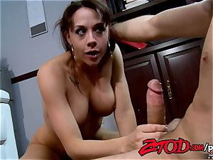 Chanel Preston Stripper cougar