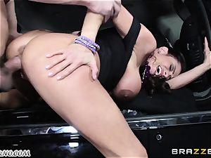huge-titted Ariella Ferrera - Drive on my weenie