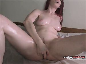 big poon lips oily and moist climaxing college babe