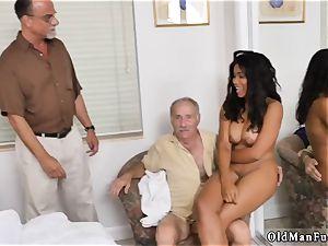 senior and college girl internal cumshot mother hard-core Glenn ends the job!