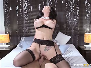 marvelous wifey Jayden Jaymes boned by her hot hubby