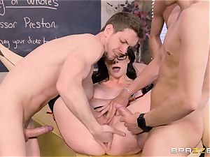 Chanel Preston screwed in every hole