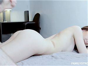Kelsey Kage messing with her super-naughty step bro