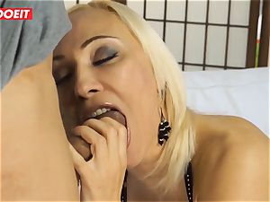 warm mummy gets fucked hardcore in first time audition
