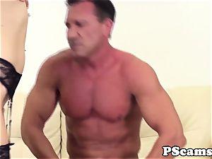 cocksucking Natalia Starr penetrated on webcam