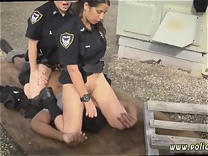 inexperienced cougar audition internal cumshot Break-In attempt Suspect has to fuck his way out of
