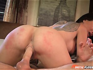 Raven Bay banged silly by Tommy Pistol