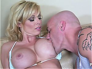 Holly's cuckold on her hubby