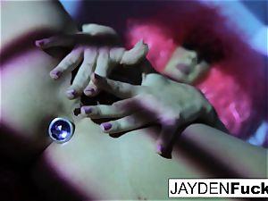 Jayden likes to have luxurious fun